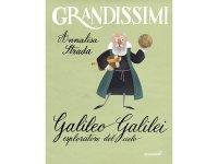 イタリア語で読む 児童書 「ガリレオ・ガリレイ」 対象年齢7歳以上【A2】【B1】