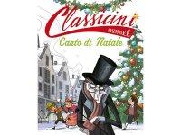 イタリア語で読む 児童書 チャールズ・ディケンズの「クリスマス・キャロル」 対象年齢7歳以上【A1】