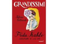 イタリア語で読む 児童書 「フリーダ・カーロ」 対象年齢7歳以上【A2】【B1】