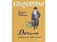 イタリア語で読む 児童書 「チャールズ・ダーウィン」 対象年齢7歳以上【A2】【B1】
