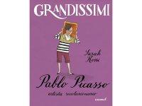 イタリア語で読む 児童書 「パブロ・ピカソ」 対象年齢7歳以上【A2】【B1】