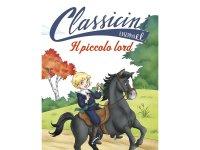 イタリア語で読む 児童書 フランシス・ホジソン・バーネットの「小公子」 対象年齢7歳以上【A1】