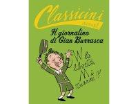 イタリア語で読む 児童書 Gian Burrascaの「Il giornalino di Gian Burrasca」 対象年齢7歳以上【A1】