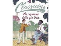 イタリア語で読む 児童書 ハリエット・ビーチャー・ストウの「アンクル・トムの小屋」 対象年齢7歳以上【A1】