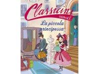 イタリア語で読む 児童書 フランシス・ホジソン・バーネットの「小公女」 対象年齢7歳以上【A1】