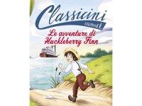 イタリア語で読む 児童書 マーク・トウェインの「ハックルベリー・フィンの冒険」 対象年齢7歳以上【A1】