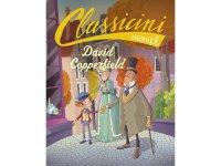 イタリア語で読む 児童書 チャールズ・ディケンズの「デイヴィッド・コパフィールド」 対象年齢7歳以上【A1】