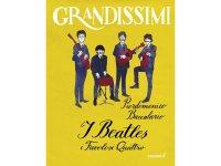 イタリア語で読む 児童書 「ビートルズ」 対象年齢7歳以上【A2】【B1】