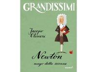 イタリア語で読む 児童書 「アイザック・ニュートン」 対象年齢7歳以上【A2】【B1】