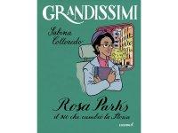 イタリア語で読む 児童書 「ローザ・パークス」 対象年齢7歳以上【A2】【B1】
