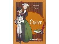 イタリア語で読む 児童書 エドモンド・デ・アミーチスの「Cuore クオーレ」【A1】