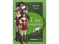 イタリア語で読む 児童書 アレクサンドル・デュマ・ペールの「三銃士」 対象年齢10歳以上【A1】