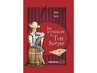イタリア語で読む 児童書 マーク・トウェインの「トム・ソーヤーの冒険」 対象年齢8歳以上【A1】
