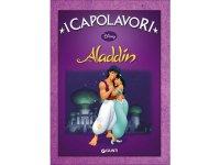 イタリア語でディズニー傑作集の絵本・児童書「アラジン」を読む 対象年齢5歳以上 【A1】