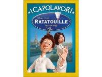 イタリア語でディズニー傑作集の絵本・児童書「レミーのおいしいレストラン」を読む 対象年齢5歳以上【A1】