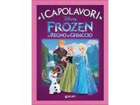 イタリア語でディズニー傑作集の絵本・児童書「アナと雪の女王」を読む 対象年齢5歳以上【A1】