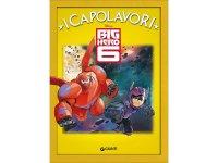 イタリア語でディズニー傑作集の絵本・児童書「ベイマックス」を読む 対象年齢5歳以上【A1】
