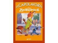 イタリア語でディズニー傑作集の絵本・児童書「ズートピア」を読む 対象年齢5歳以上【A1】