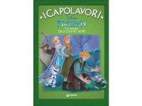 イタリア語でディズニー傑作集の絵本・児童書「アナと雪の女王」を読む 対象年齢3歳以上【A1】