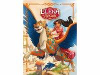 イタリア語でディズニーの絵本・児童書「アバローのプリンセス エレナ/ソフィアのペンダント」を読む 対象年齢5歳以上【A1】