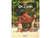 イタリア語でディズニー傑作集の絵本・児童書「モアナと伝説の海」を読む 対象年齢5歳以上【A1】