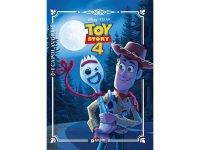 イタリア語でディズニー傑作集の絵本・児童書「トイ・ストーリー4」を読む 対象年齢5歳以上【A1】