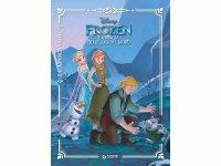 イタリア語でディズニーの絵本・児童書「アナと雪の女王 オーロラの輝き」を読む 対象年齢4歳以上【A1】