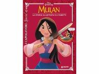 イタリア語でディズニー傑作集の絵本・児童書「ムーラン」を読む 対象年齢7歳以上【A1】