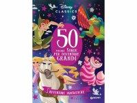 イタリア語で読む、絵本・児童書「ディズニー傑作集 50のショートストーリー」対象年齢5歳以上 【A1】