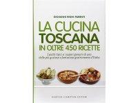 イタリア語で作る、トスカーナの料理 レシピ450【B1】【B2】