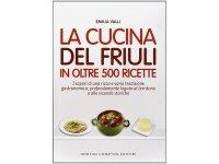 イタリア語で作る、フリウリの料理 レシピ500【B1】【B2】