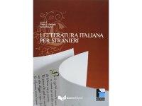 イタリア語 イタリア文学で学ぶイタリア語   LETTERATURA ITALIANA PER STRANIERI【B2】【C1】【C2】
