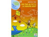 イタリア語で絵本・児童書「シニョーラ・アリア(空気、風)はどこに行ったの?」を読む IL MONDO DI SIGNOR ACQUAシリーズ 対象年齢3歳以上【A1】