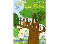 イタリア語で絵本・児童書「シニョール・アルベロ(木)はどこから生まれたの?」を読む IL MONDO DI SIGNOR ACQUAシリーズ 対象年齢3歳以上【A1】
