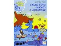 イタリア語で絵本・児童書「五感でかくれんぼ」を読む IL MONDO DI SIGNOR ACQUAシリーズ 対象年齢3歳以上【A1】