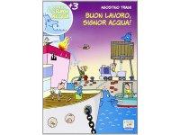 イタリア語で絵本・児童書「いい仕事だよ、シニョール・アックア(水)!」を読む IL MONDO DI SIGNOR ACQUAシリーズ 対象年齢3歳以上【A1】