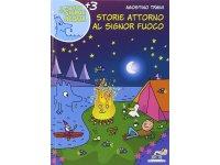 イタリア語で絵本・児童書「火を取り巻くお話」を読む IL MONDO DI SIGNOR ACQUAシリーズ 対象年齢3歳以上【A1】