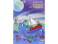 イタリア語で絵本・児童書「嵐の学校」を読む IL MONDO DI SIGNOR ACQUAシリーズ 対象年齢3歳以上【A1】