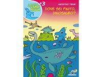 イタリア語で絵本・児童書「恐竜さん、君はどこに行ったの?」を読む IL MONDO DI SIGNOR ACQUAシリーズ 対象年齢3歳以上【A1】