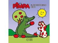 イタリア語で絵本、ピンパを読む Pimpa. Il coccodrillo Bibo 対象年齢1歳以上【A1】