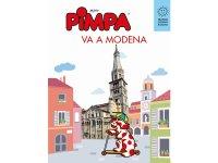 イタリア語で絵本を読む ピンパ、モデナへ行く Pimpa va a Modena 対象年齢6歳以上【A1】