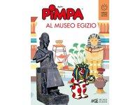 イタリア語で絵本を読む ピンパ、トリノのエジプト博物館へ行く Pimpa va al Museo egizio 対象年齢6歳以上【A1】