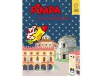 イタリア語で絵本を読む ピンパ、ラヴェンナへ行く Pimpa va a Ravenna 対象年齢6歳以上【A1】