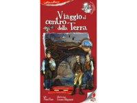 イタリア語 絵本マップ 「地底旅行」を読む 対象年齢5歳以上【A1】