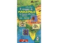 イタリア語 絵本マップ 「マルコ・ポーロ 復路」を読む 対象年齢5歳以上【A1】