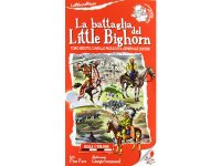 イタリア語 絵本マップ 「壮烈第七騎兵隊」を読む 対象年齢5歳以上【A1】