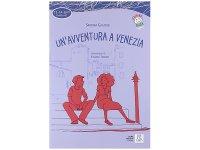 CD付き 11-14歳向けテキスト ヴェネツィアでの冒険 イタリア語【A1】