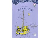 CD付き 11-14歳向けテキスト ミステリーの島へ イタリア語【A1】