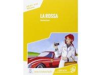 オーディオ付き ストーリーにそって学ぶ単語1000 La rossa イタリア語【A1】【A2】
