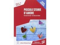 オーディオ付き ストーリーにそって学ぶ単語2000 Piccole storie d'amore イタリア語【B1】